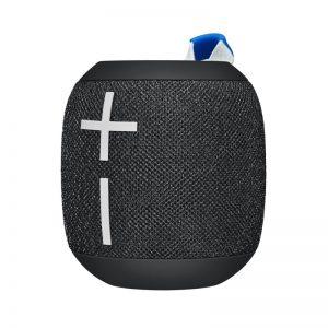 Ultimate Ears WONDERBOOM 2 Waterproof Bluetooth Wireless Speaker In Deep Space On A White Background