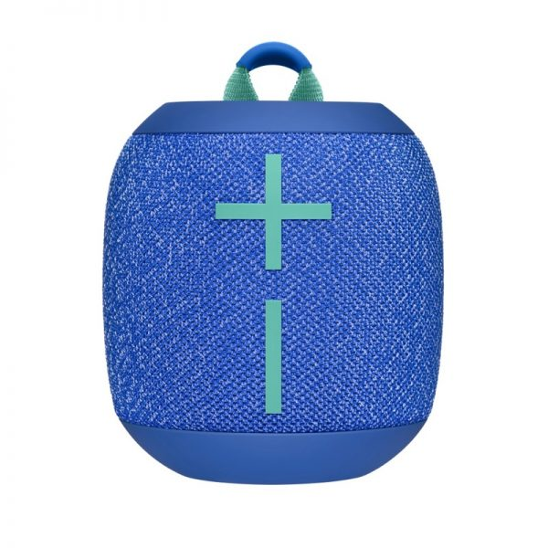 Ultimate Ears WONDERBOOM 2 Waterproof Bluetooth Wireless Speaker In Bermuda Blue