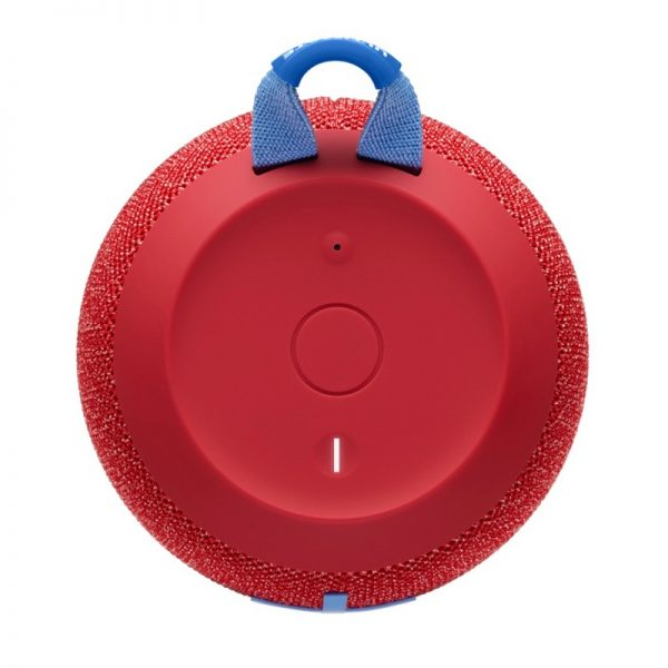 Ultimate Ears WONDERBOOM 2 Waterproof Bluetooth Wireless Speaker In Radical Red