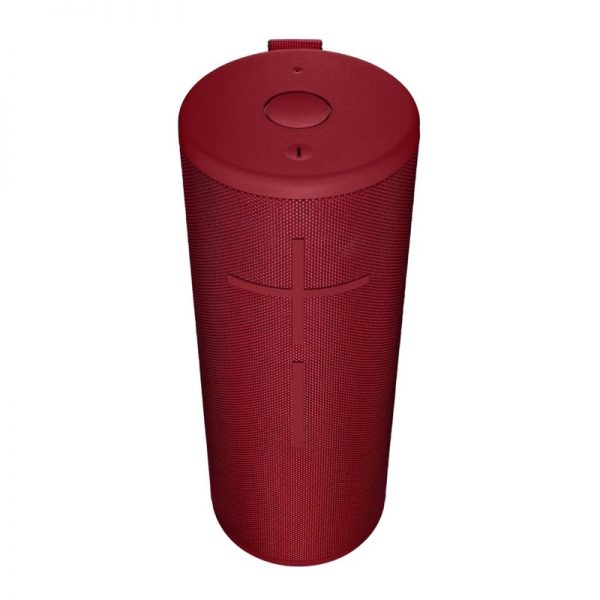 Ultimate Ears MEGABOOM 3 Waterproof Bluetooth Wireless Speaker In Sunset Red