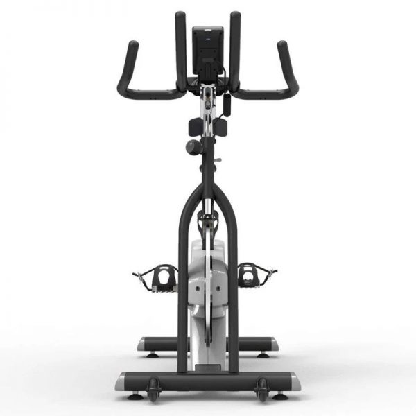 510Ic Diamondback Fitness Magnetic Indoor Cycle Trainer Front On White Background