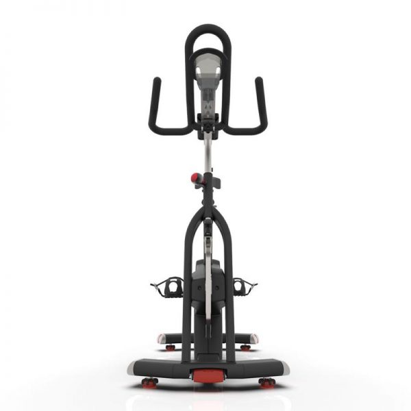 910Ic Diamondback Fitness Magnetic Indoor Cycle Trainer Rear On White Background