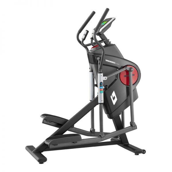 1060Ef Diamondback Fitness Adjustable Stride Elliptical Trainer On White Background