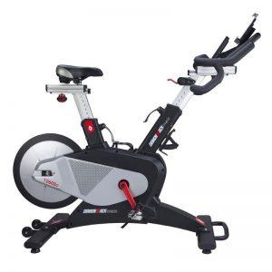 1260Sc Diamondback Fitness Rear Wheel Studio Cycle On White Background