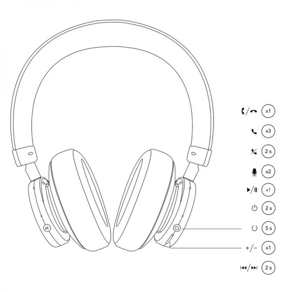 JAYS q-Seven Wireless Diagram Drawing