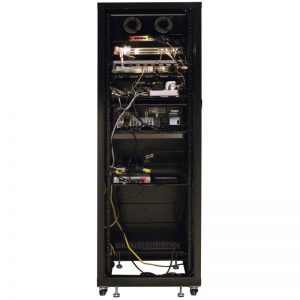 SANUS CFR2115 Component AV Foundation Rack Photograph