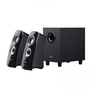 Logitech Z323 Computer Speaker System Photograph