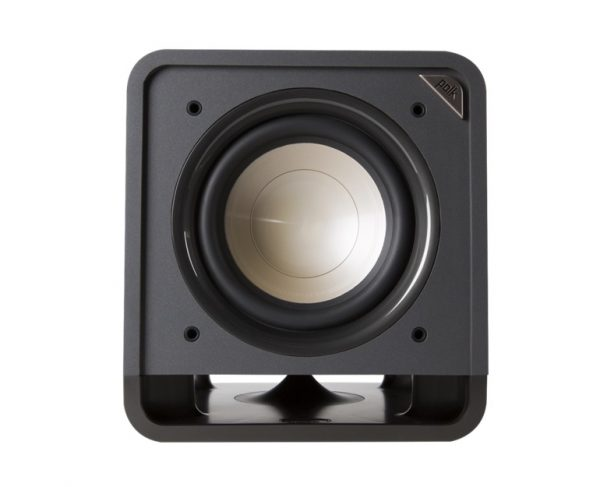 Polk Audio HTS 10 Subwoofer In Black Without Grill Photograph