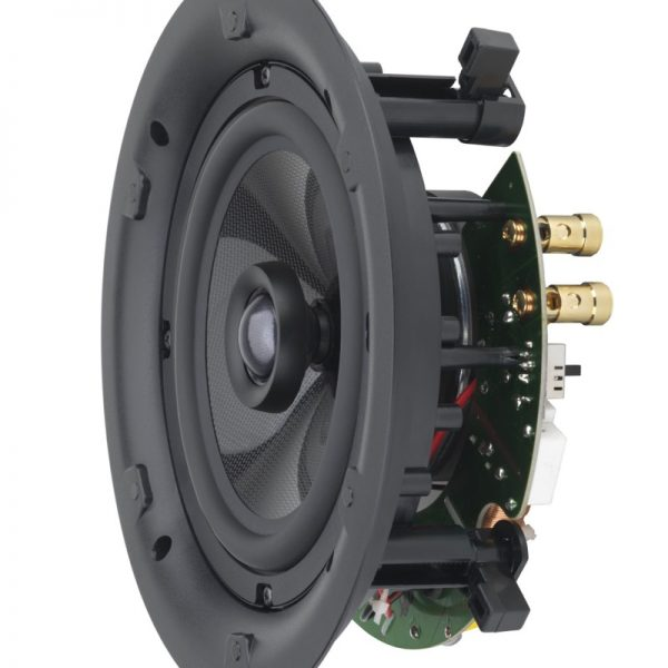 """Q Acoustics 6.5"""" PERFORMANCE In-Ceiling Speaker Side Photograph"""