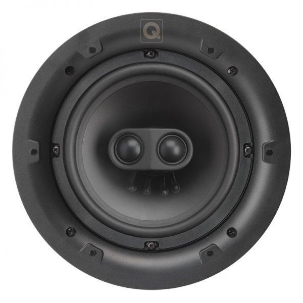 "Q Acoustics 6.5"" In-Ceiling Stereo Speaker Photograph"