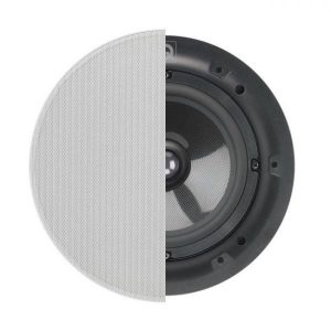 "Q Acoustics 6.5"" PERFORMANCE Round In-Ceiling Speaker With Grille Photograph"