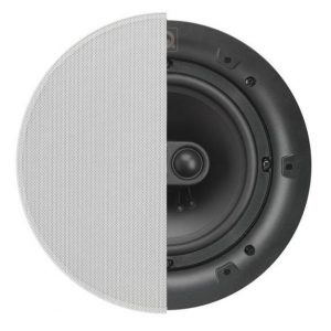"Q Acoustics 6.5"" In-Ceiling Stereo Speaker With Grille Photograph"