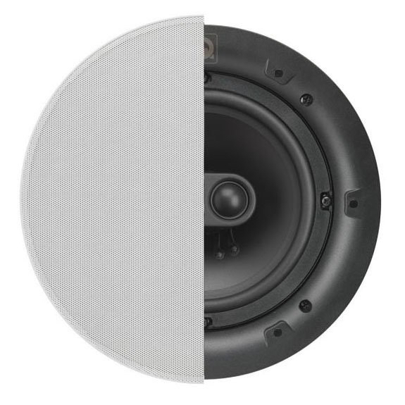 """Q Acoustics 6.5"""" In-Ceiling Stereo Speaker With Grille Photograph"""
