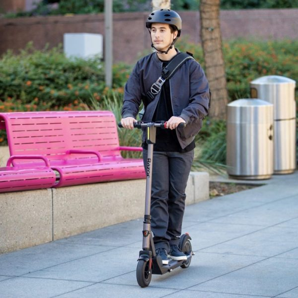 Razor E-Prime 111 Electric Scooter Lifestyle Photograph