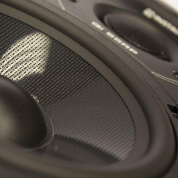"Q Acoustics QI65RP Speaker 6.5"" In-Wall Speaker Close Up"